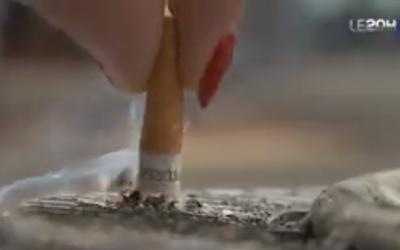 Du caniveau à l'assiette : l'itinéraire d'un mégot de cigarette jeté par terre