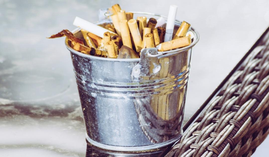 les dangers de la fumée de cigarette
